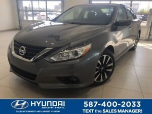2018 Nissan Altima - Back-Up Camera, Sunroof, Heated Seats, Crui