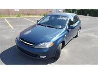 2007 Chevrolet Optra 5 LS Aut, AC *67,000km* Demarreur, 8 Pneus