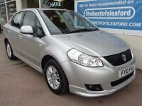 Suzuki SX4 GLX Full S/H 7 stamps Low miles 37k Finance Available p/x