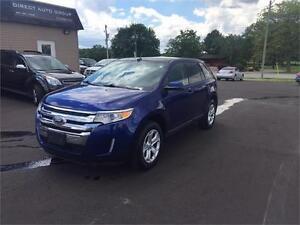 2013 Ford Edge SEL LEATHER SUNROOF NAVI