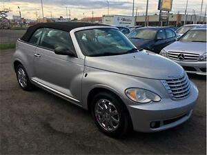 2007 Chrysler PT Cruiser CONVERTIBLE Touring, FINANCEMENT MAISON