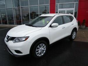 2015 NISSAN ROGUE S PKG AWD CAMERA BLUETOOTH PRIVACY GLASS FULL