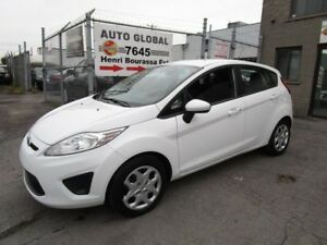 Ford Fiesta SE AUTOMATIQUE BLUETOOTH 2013