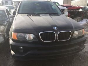 2003/04 BMW X5 for parts