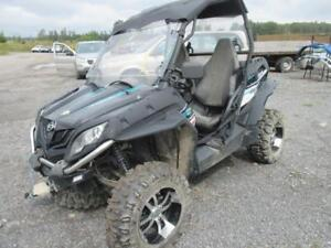 2014 CF MOTO SNYPER 800cc SIDE BY SIDE **CLEAN TITLE**