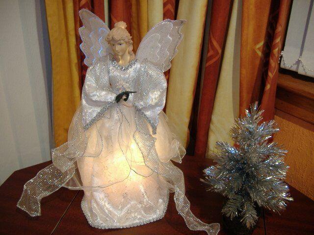 light up christmas angel from australia 2