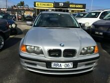 2000 BMW 318I  Alabaster Silver Automatic Sedan Dandenong Greater Dandenong Preview