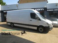 2014 Mercedes-Benz Sprinter 313 New Shape 2.2CDi 129ps LWB High Roof E/Pack Dies
