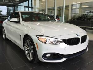 2014 BMW 4 Series 428i xDrive AWD, NAVI, ACCIDENT FREE, 428, 428