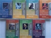 A-Z THE BLUES COLLECTION # 1, 5, 7, 8, 11, 13, 14, 16, 17, 20, 22, 23, 27 PRERECORDED CASSETTE TAPES
