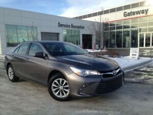 2017 Toyota Camry LE Keyless Entry, A/C, Cruise Control, Bluetoo