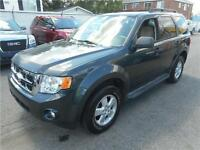 FORD ESCAPE XLT 2009 ( BLUETOOTH, CRUISE CONTROL )