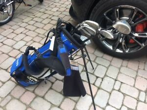Calloway XJ Junior Golf Clubs