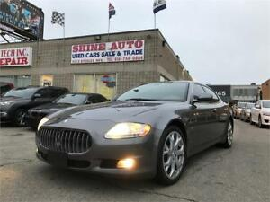 2009 Maserati Quattroporte S 4.7 EXECUTIVE ONTARIO CAR