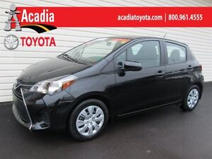 2015 Toyota Yaris LE with Convenience Pkg