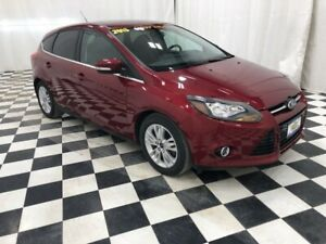 2013 Ford Focus Titanium - Leather & Navigation