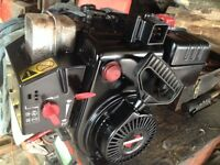 9hp Tecumseh Snowking Engine for Snowblower --- great shape
