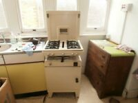 Vintage(1950s) New World gas cooker in Very good condition