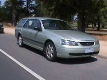 2003 Ford Falcon Wagon Caulfield Glen Eira Area Preview