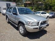 2002 Nissan Pathfinder WX II MY2002 TI Silver 4 Speed Automatic Wagon Lansdowne Bankstown Area Preview