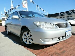 2005 Toyota Camry MCV36R MY06 Altise Limited Silver 4 Speed Automatic Sedan Victoria Park Victoria Park Area Preview