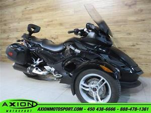 2012 Can-Am Spyder RS SE5 55$/SEMAINE