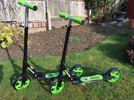 2 Excellent condition Scooters