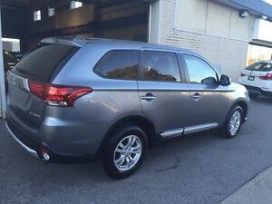 2016 Mitsubishi Outlander ES AWD COMME NEUF! TOUTE ÉQUIPÉE