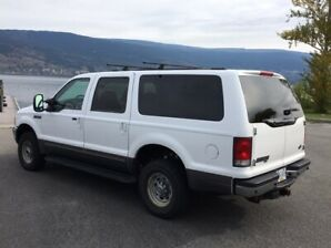 2001 Ford Excursion For Sale