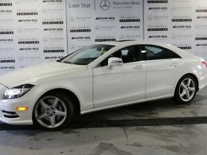2014 Mercedes-Benz CLS-Class 4MATIC Coupe