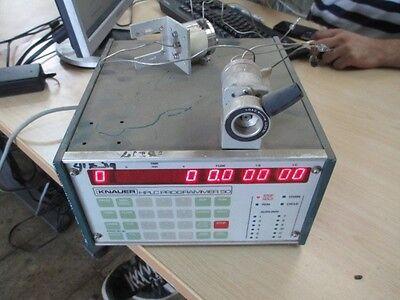 Knauer Hplc Programmer 50 220v 50 Hz