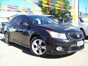 2011 Holden Cruze JH SRi V 6 Speed Manual Sedan Evanston South Gawler Area Preview