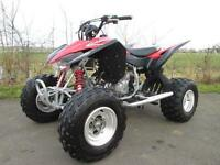 HONDA TRX 400 X SPORTRAX 400 2WD SPORTS QUAD BIKE 2009