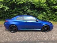2008 08 ALFA ROMEO GT 1.7 T.SPARK CLOVERLEAF 3D 139 BHP
