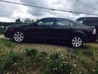 2008 FORD FUSION SE LOW KM'S NICE CAR