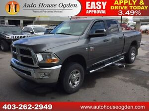 2012 DODGE RAM 3500 CUMMINS TURBO DIESEL 6.7L