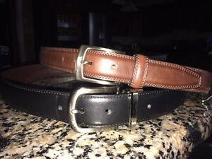 Mens' NEW Leather Belts & LOTS MORE DEALS (Quality New & Like)