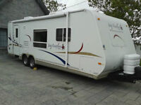 Jayco jay feather 2006 26S EXTENSION Reprise bancaire
