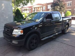 2005 Ford F150 SuperCrew fx4 Camionnette