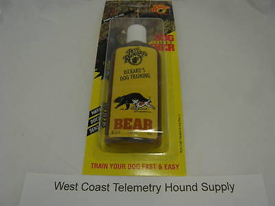 Bear TRAINING SCENT, hound supplies, supply, hunting dogs puppies gps tracking
