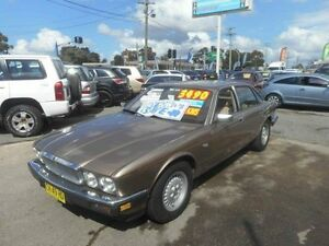 1988 Jaguar XJ6 4 Speed Automatic Sedan Greenacre Bankstown Area Preview