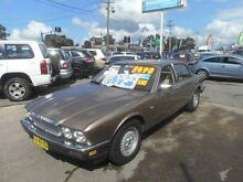 1988 Jaguar XJ6  4 Speed Automatic Sedan Mount Lewis Bankstown Area Preview