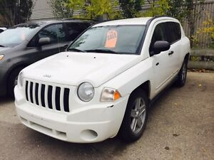 2008 Jeep Compass North, Only$6299