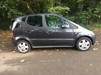 Mercedes A Class 1.6 avantgarde small 5 door car loads of service history