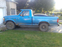 f150 farmer 4 speed solid front axle ford 9inch rear