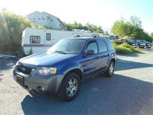 WINTER DEAL 2005 escape ! 4x4 ! great shape for the year !!!/