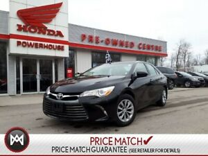 2017 Toyota Camry LE* BACK-UP CAM! BLUETOOTH! RELIABLE!