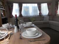 Stunning Pre owned holiday home, generous letting income, Cayton Bay