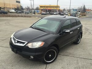 2007 ACURA RDX *DEALER SERVICED,REMOTE START,LEATHER,SUNROOF!!!*