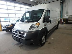 """Ram ProMaster Cargo Van 3500 Extended High Roof 159"""" WB 2016"""